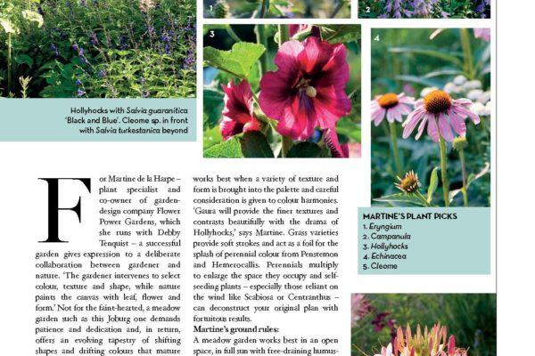 House&Garden-Martine De La Harpe Garden Consultant-SEPT2014